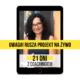 kurs online 21 Dni z Coachingiem projekt na żywo